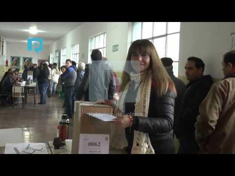 PASO 2015 -  VOTO SANDRA SANTOS