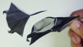 Origami Manta Ray Tutorial (Henry Pham)