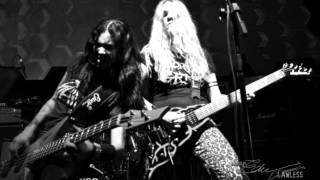 3 Inches Of Blood- Metal Woman (with metal women)