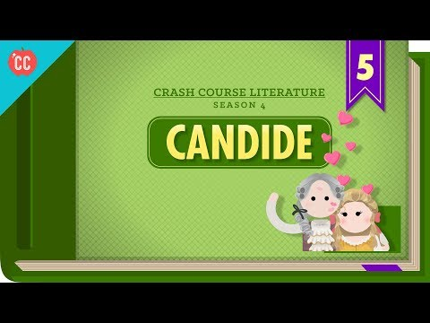 Candide: Crash Course Literature #405