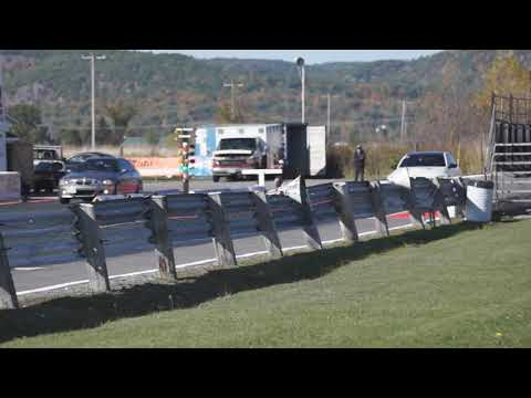 LMS Ford Fusion Sport vs BMWs 1/4 Mile Drag Race at Luskville