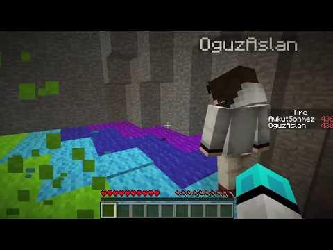 Minecraft Parkur Haritası - Parkour Spiral 2 Bölüm 1