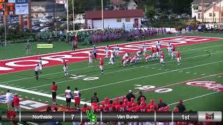Northside vs. Van Buren 09-08-17