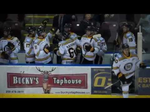 Cole Pickup Goal Oct 7 2016