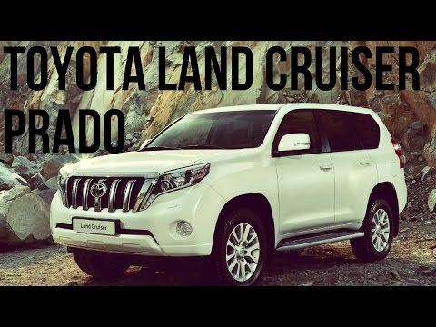Toyota Land Cruiser Prado For Sale Price List In The