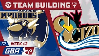 St. Louis Rampardos Team Building GBA S7 Week 12 | VS Philadelphia Scizors | Pokemon Sun and Moon by aDrive