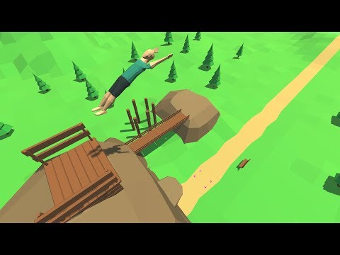 Flip Trickster - Parkour Simulator wideo