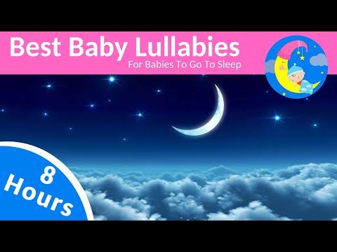 Lullabies For Babies To Sleep-Lullaby To Sleep Baby Night Time Music Lullaby To Get Baby Sleep,
