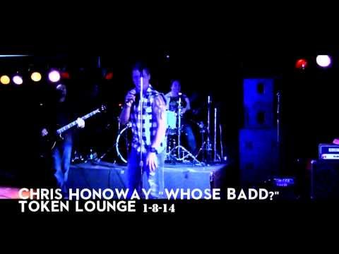 "Chris Performs ""Whose Badd?"" @ The Token Lounge 1-8-14"
