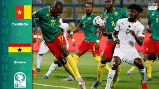 Highlights: Cameroon vs. Ghana
