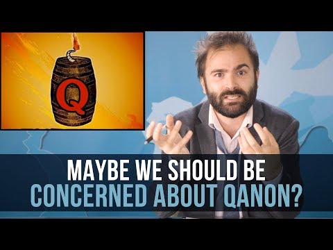 Maybe We Should Be Concerned About Qanon? - SOME MORE NEWS
