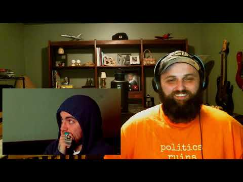 Mac Miller!  The Bushy Beard REACTS to the People v Mac Miller & Stopped Making Excuses!