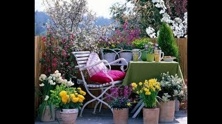 Awesome Small Balcony Decorating Ideas To Makeover Yours 2020