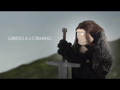 Hra o trůny s Gorilákem