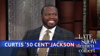 Curtis '50 Cent' Jackson Teaches Stephen How To Beef