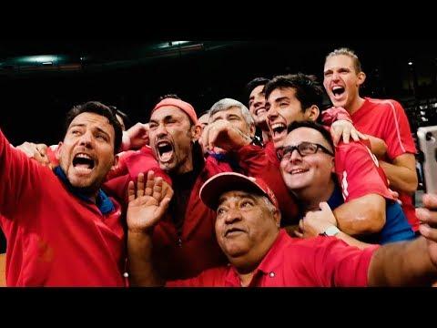 Copa Davis: Lo que viene para Chile en el sorteo del Grupo Mundial