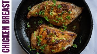 How To Cook Perfect Juicy Chicken Breast Every Time | Jono Ren (Episode 4)