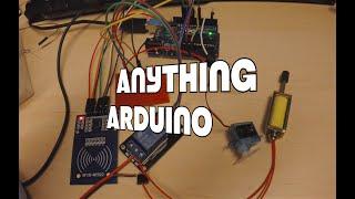 arduino RFID Arduino Microcontroller - Freelancercom