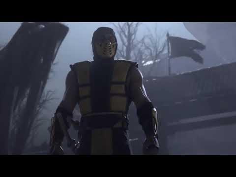 Mortal Kombat 11 but with Rip and Tear - смотреть онлайн на