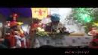 preview picture of video 'Llegada de los Reyes Magos a S'Arenal (Mallorca)'