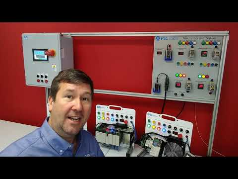 Allen Bradley PLC Training - Learn to Troubleshoot PLC Controlled ...
