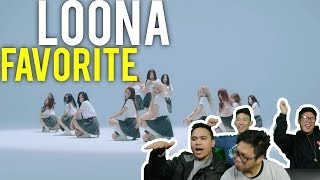 "who in LOONA, is your ""favOriTe""? (MV Reaction)"