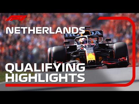 F1 第13戦オランダGP(ザントフォールト)予選タイムアタックのハイライト動画