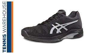 Asics Solution Speed FF Clay Men's Tennis Shoes video