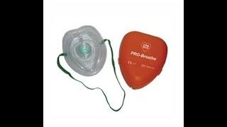 PRO-Breathe CPR pocket masker
