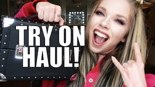 DOLLS KILL CLOTHING & SHOES- TRY ON HAUL