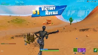 High Kill Solo Win Aggressive Gameplay Full Game (Fortnite Ps4 Controller)