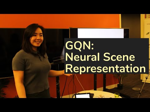 Neural Scene Representation and Rendering