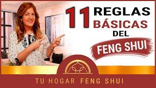 ✔ Los 11 Principios Básicos㊗️ Del Feng Shui 👌