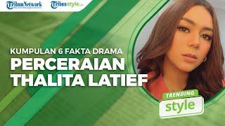 6 Drama Perceraian Thalita Latief dan Dennis 'Lyla', Bantahan Isu KDRT dan Selingkuh