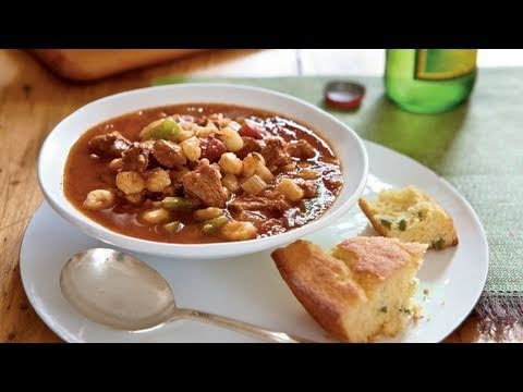 How to Make Delicious Ancho Pork and Hominy Stew