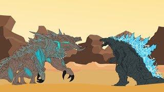 Godzilla Earth vs Mega Kaiju   Godzilla Cartoons