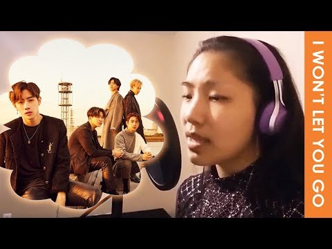 GOT7 (갓세븐) — I Won't Let You Go | Cover By Angela Yang