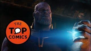 El nuevo trailer de Avengers Infinity War y toda la información nueva. Visita THE TOP COMICS STORE: https://www.kichink.com/stores/thetopcomicsstore Sigue a The Top Comics: https://www.facebook...