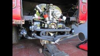 VW 1835 Engine Rebuild  2017