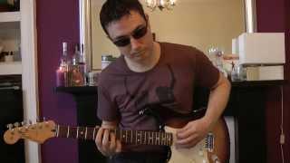 Hey Gypsy Boy - Jimi Hendrix cover by Andrew Snowden