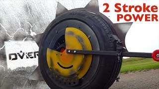 Real Overwatch 2 Stroke RIP-TIRE by Colin Furze