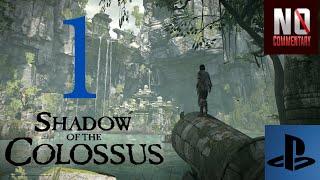 SHADOW OF THE COLOSSUS [Walkthrough No Commentary ITA FULL HD - PARTE 1] - Iniziamo!!