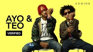 """Ayo & Teo """"Rolex"""" Official Lyrics & Meaning 