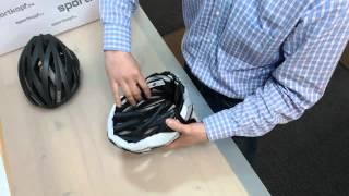 uvex ultrasonic race Fahrradhelm Videopräsentation (2/3)