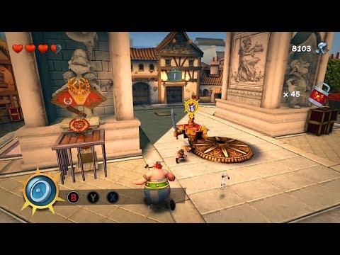 Видео № 0 из игры Asterix&Obelix XXL 2 + XXL 3 - Мега Коллекционное Издание [NSwitch]