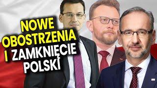 Nowe Obostrzenia i Zamknięcie Polski Które Będzie INACZEJ NAZWANE – Q&A