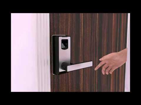 ML10-DB Fingerprint Wireless Lock