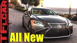 2018 Lexus LS 500: Everything You Ever Wanted to Know