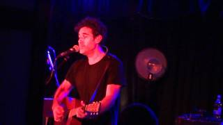 Tomorrow's Gonna Be Better (New Song) - Joshua Radin, Manchester Club Academy 10 October 2011