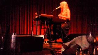 """Charlotte Martin """"Stromata"""" 2014-02-01 World Cafe Live Philadelphia"""